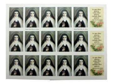 Plancha_18_stickers_Santa_Maravillas_de_Jesus