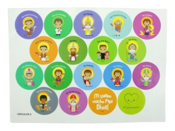 Plancha_18_stickers_infantiles_Santos_surtidos_-_Modelo_A