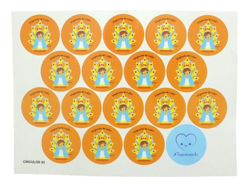 Plancha_18_stickers_Virgencita_de_Lujan_naif