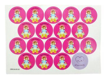 Plancha_18_stickers_Virgen_de_la_Medalla_Milagrosa