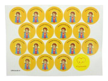 Plancha_18_stickers_Sagrado_Corazon_de_Maria_infantil