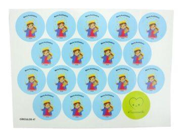 Plancha_18_stickers_Virgen_Maria_Auxilaidora_infantil