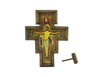 Crucifijo_Madera_con_Marco_San_Damian_16x11cm_-_frente