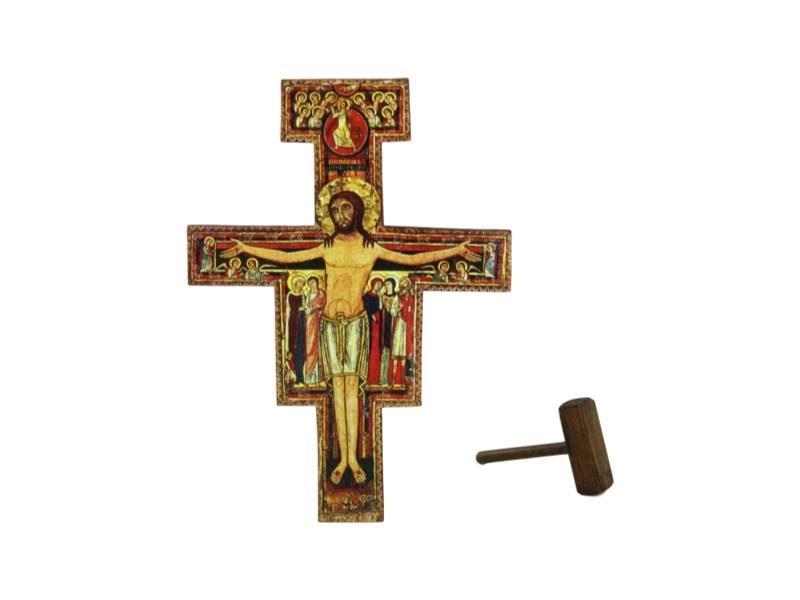 Crucifijo_madera_San_Damian_15x10cm_-_frente
