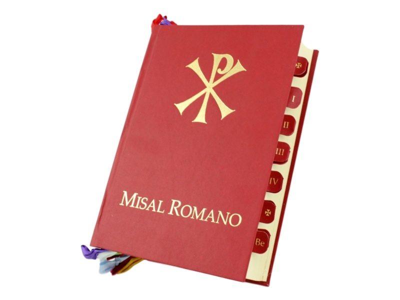 Libro_-_Misal_Romano_de_Altar_-_derecha