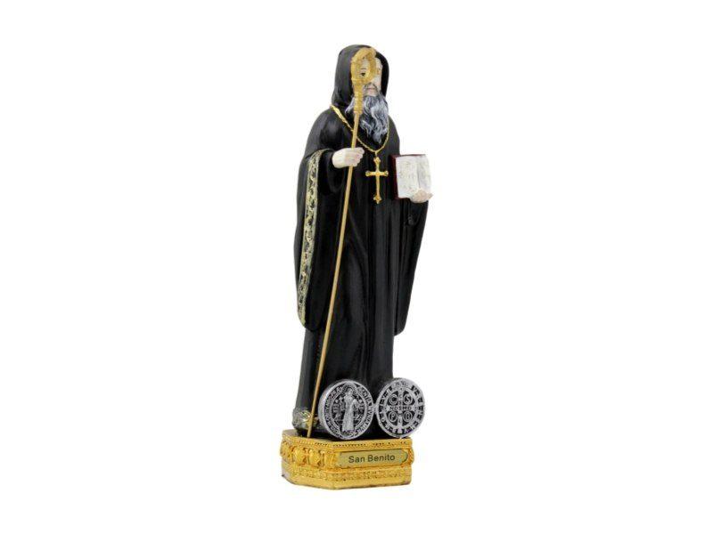 Estatua_Resina_San_Benito_22cm_-_izquierda
