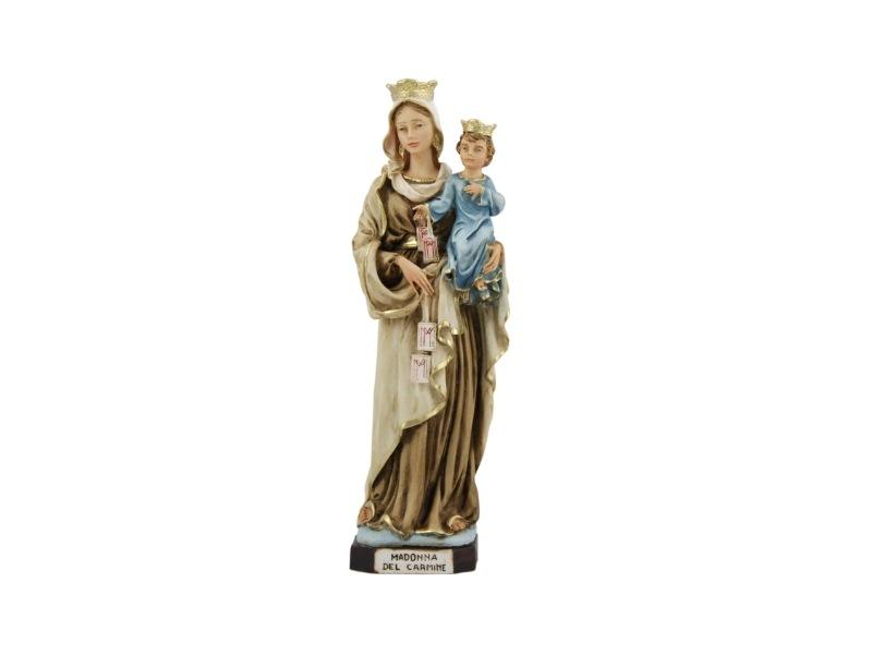 Estatua_de_resina_italiana_Nuestra_Senora_del_Carmen_20cm_-_frente