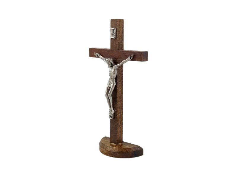 Crucifijo_con_base_Madera_oscura_con_Cristo_19x10cm_-_costado