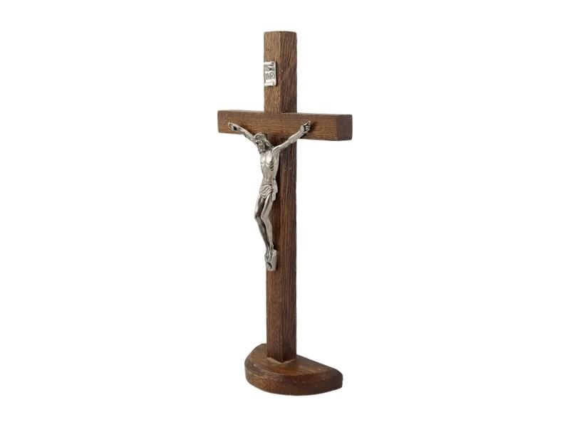 Crucifijo_con_base_Madera_oscura_con_Cristo_22x11cm_-_costado