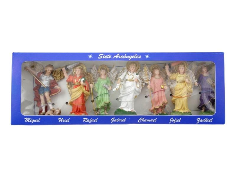Estatua_PVC_Set_de_7_Arcangeles_12cm_-_caja_cerrada