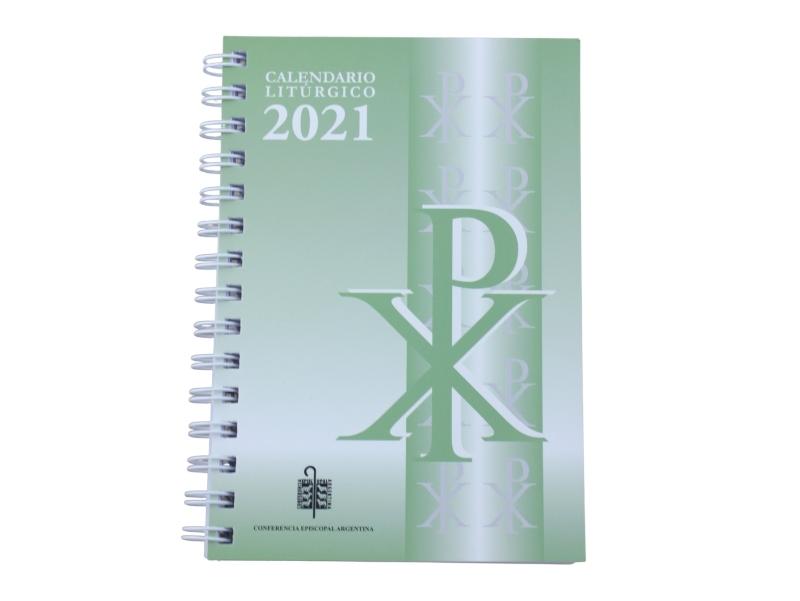 ORDO Calendario Liturgico 2021 Conferencia Episcopal - frente