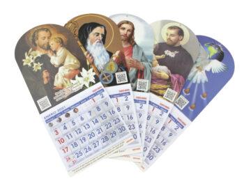 Almanaque calendario 2021 capilla - todos1